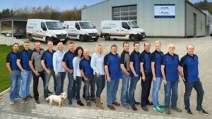 Das Team der Lehmler GmbH plant und baut Heizungen im Raum Montabaur und Koblenz.