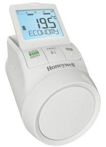 Moderne Heizkörperthermostate erlauben zusätzliche Energieeinsparungen, weil sie ganz nach Bedarf den Heizkörper punktgenau regeln. Foto: Honeywell